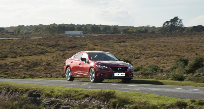 Mazda Recalls 60,000 Cars Over Airbag and Power Steering Issues