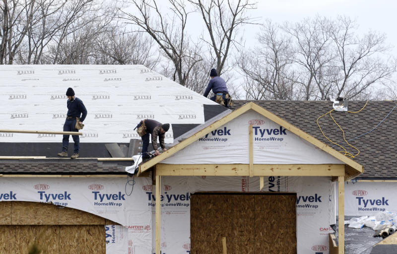 Sales of new US homes fell 3.3 percent in February
