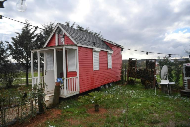 There has been a surge of interest in the tiny houses since the coronavirus pandemic