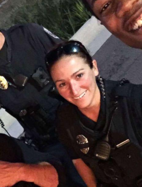 PHOTO: Lane Butler, a third-year police officer with the Lafayette, Indiana, Police Department, was accidentally shot by her partner on Tuesday, Jan. 8, 2019. She is recovering from the injury. (Lafayette Police Department)