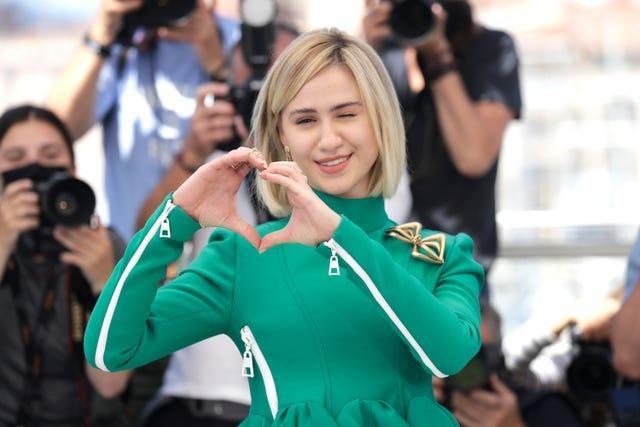 France Cannes 2021 A Hero Photo Call