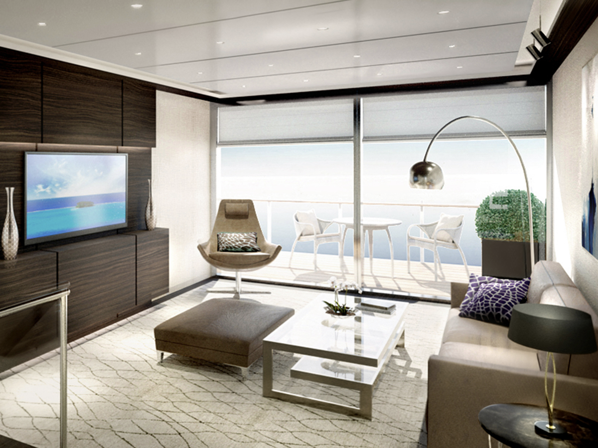 <p>Unlike most cruises, rooms will not be called staterooms, but rather, suites. (Business Insider) </p>