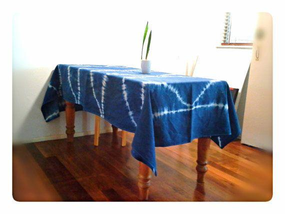 "Get it <a href=""https://www.etsy.com/listing/471028534/shibori-fish-scale-linen-tablecloth"" target=""_blank"">here</a>."