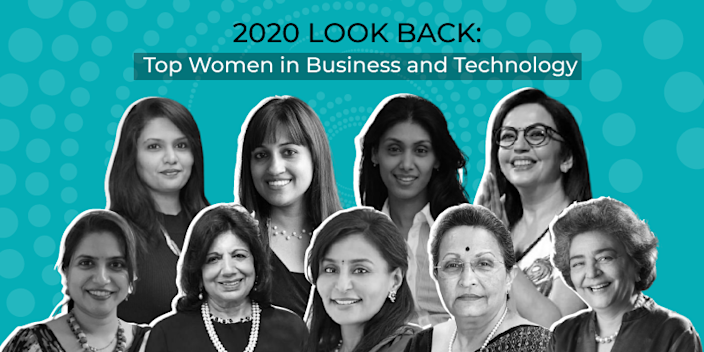 Stories of success: Women business leaders who stood out in 2020
