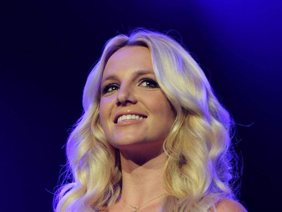Britney Spears in 2011 (Kevin Winter/Getty Images)