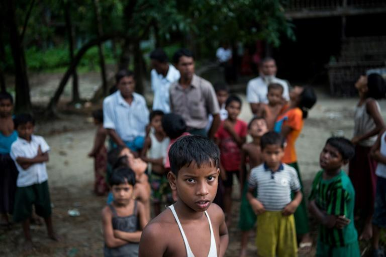 Many Rohingya in Myanmar are still reeling from a 2017 military crackdown that razed entire villages and sent around 750,000 fleeing across the border into Bangladesh