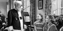 """<p>Winner of three Oscars, George Seaton's Big Apple miracle, about Santa having to prove in a court of law he <em>is</em> actually Santa, was released on May 2, 1947—and has been played on a yearly loop ever since. Fun fact: <a href=""""http://mentalfloss.com/article/72465/10-heartwarming-facts-about-miracle-34th-street"""" rel=""""nofollow noopener"""" target=""""_blank"""" data-ylk=""""slk:Natalie Wood"""" class=""""link rapid-noclick-resp"""">Natalie Wood</a>, who played nonbeliever Susan, was still a believer during filming.</p><p><em>Stream on amazon.com, $4 to rent, $14 to buy.</em> <a class=""""link rapid-noclick-resp"""" href=""""https://www.amazon.com/Miracle-34th-Street-Maureen-OHara/dp/B003CSV7TK/?tag=syn-yahoo-20&ascsubtag=%5Bartid%7C10056.g.13149732%5Bsrc%7Cyahoo-us"""" rel=""""nofollow noopener"""" target=""""_blank"""" data-ylk=""""slk:WATCH"""">WATCH</a><br></p>"""
