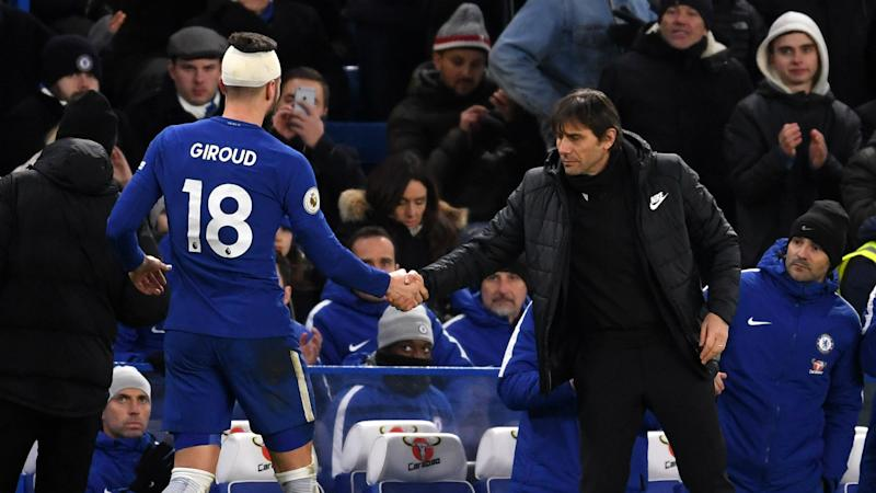 Chelsea are committed - Conte fires back at Keane jibe