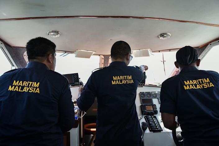 Malaysia detains 60 Chinese nationals, 6 vessels for trespassing