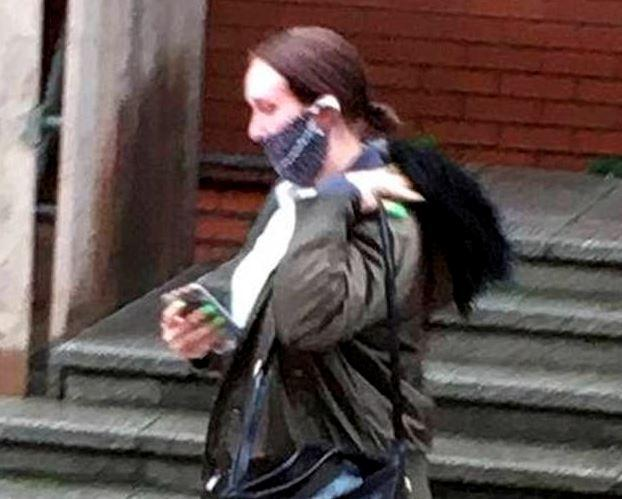 Jordan Trainor, 25, faces jail after admitting her crime (Picture: SWNS)