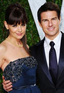 Katie Holmes and Tom Cruise   Photo Credits: Alberto E. Rodriguez/Getty Images