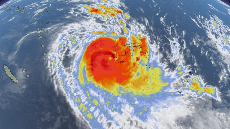 Fiji to escape direct hit from dangerous Cyclone Harold, but will feel impacts