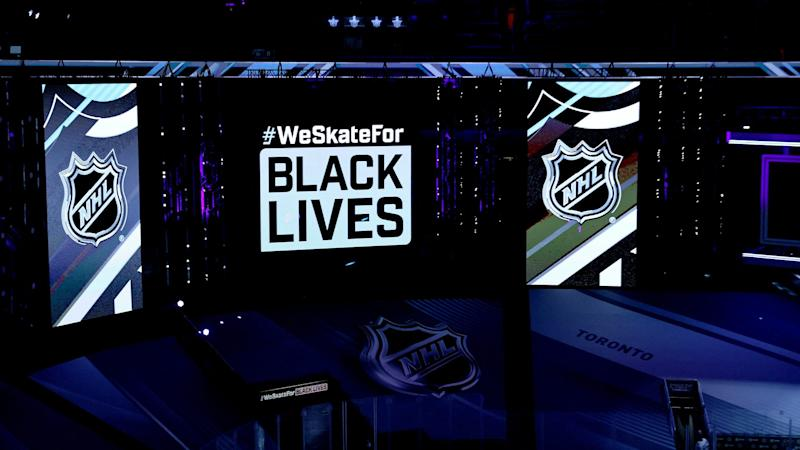NHL, players unveil series of anti-racism initiatives