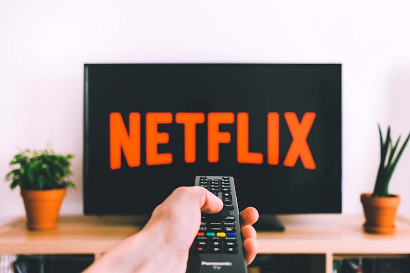 Netflix: Kick off your shoes, sit back and relax (freestocks.org/Unsplash)