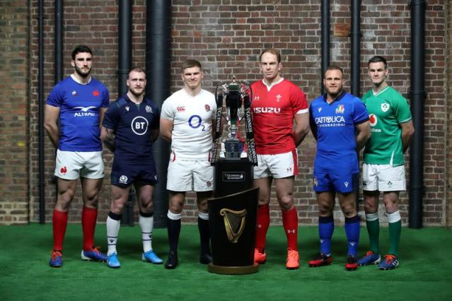 FILE PHOTO: Six Nations Launch