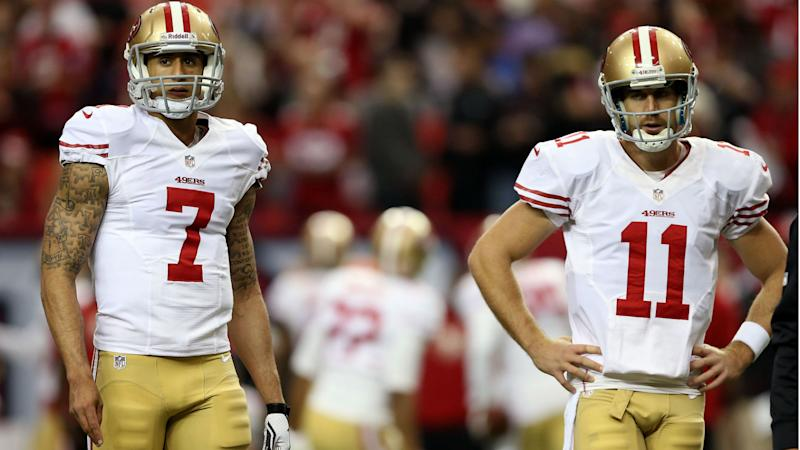 Alex Smith says it's 'so absurd' that Colin Kaepernick still doesn't have an NFL job