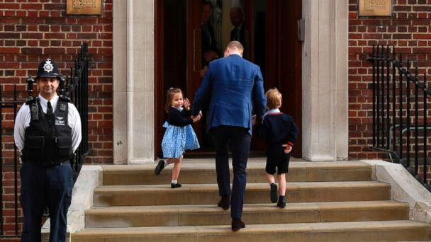 Prince William opens up about life as a dad of three