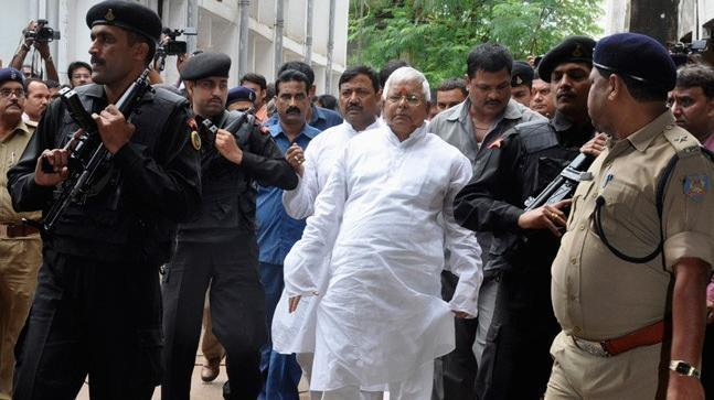 Lalu's personal physician, S. K Sinha, had said that the RJD chief's sugar level was not constant and his blood pressure was fluctuating.