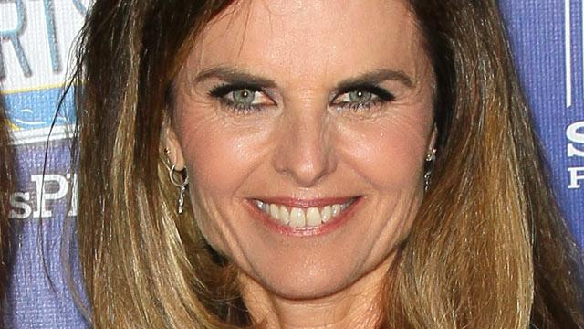 Maria Shriver and Son Are Rolling in (Pizza) Dough