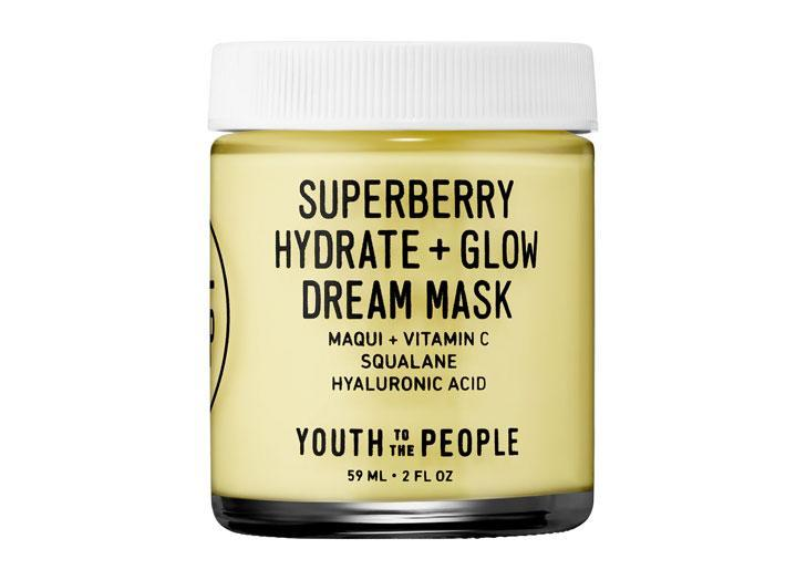 """<p>The mask's vitamin C, squalene and hyaluronic acid combo brightens, plumps and hydrates the skin.</p> <p><a class=""""link rapid-noclick-resp"""" href=""""https://shop-links.co/1737864483750965484"""" rel=""""nofollow noopener"""" target=""""_blank"""" data-ylk=""""slk:Buy It ($48)"""">Buy It ($48)</a></p>"""