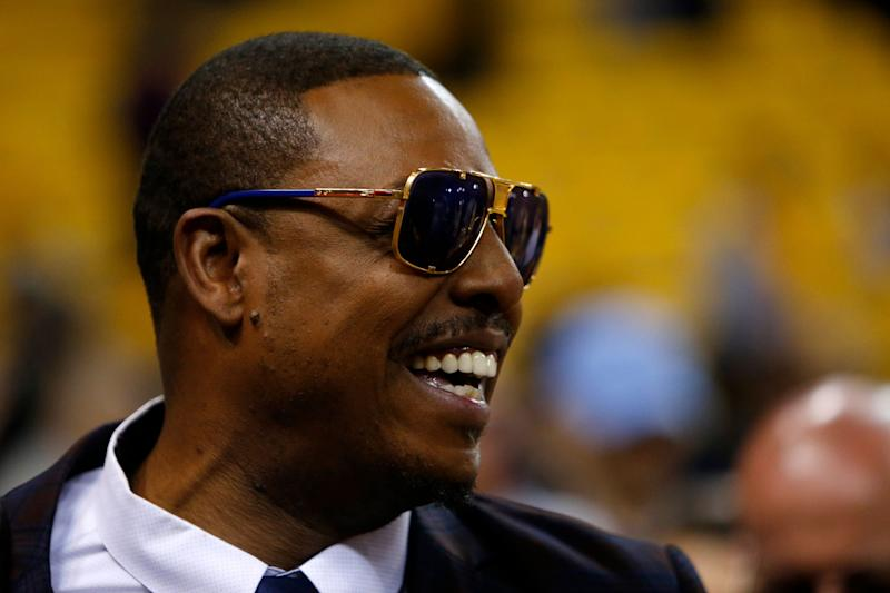 Paul Pierce revealed the gross story behind his NBA Finals wheelchair incident