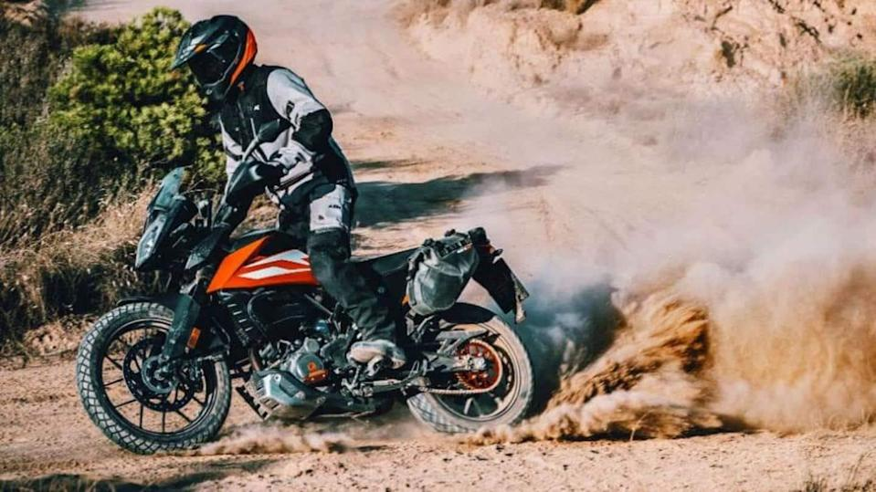 KTM launches 250 Adventure quarter-liter motorbike at Rs. 2.5 lakh