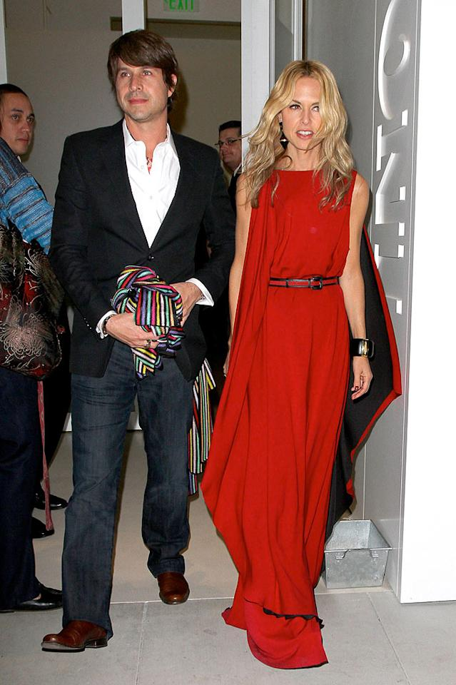 "Of course, a Missoni gathering wouldn't be complete without celeb stylist Rachel Zoe. The reality star loves the label so much she wore it to the all-important NYC Fashion Week and bought herself and hubby Rodger Berman his and her <a href=""http://www.hulu.com/watch/36394/the-rachel-zoe-project-his-and-hers-missoni"">Missoni bathrobes</a>. Anthony/<a href=""http://www.pacificcoastnews.com/"" target=""new"">PacificCoastNews.com</a> - March 17, 2010"