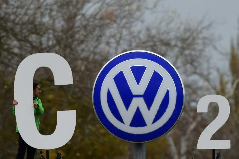 Dieselgate is now 'part of the group's history' (AFP Photo/John MACDOUGALL)