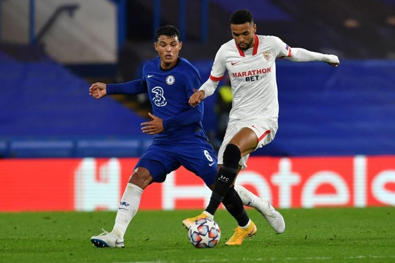 Chelsea and Sevilla played out a cagey 0-0 draw on Tuesday