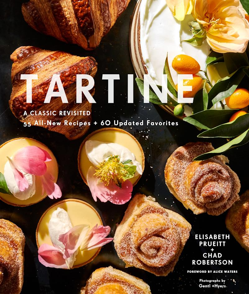 The new Tartine cookbook (same as the old, but different).