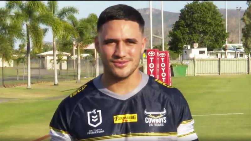 The Cowboys have signed Valentine Holmes up to a six-year deal.