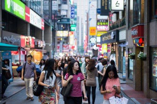 According to statistics, Seoul's working population will fall from the current 7.64 million to 6.56 million by 2032