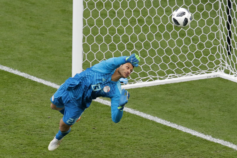 Egypt goalkeeper declines beer-sponsored World Cup award