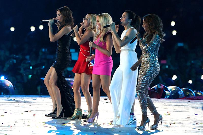Five not four: Mel B reportedly shut down claims of only a four-girl reunion: Andrew Milligan/PA Archive/PA Images