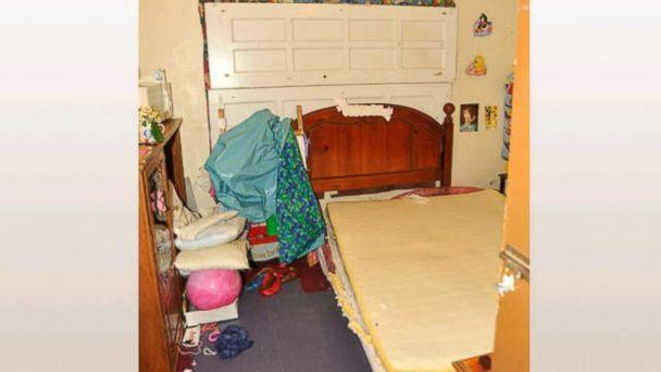 PHOTO: Amanda Berry tried to make her daughter Jocelyn's life normal in their room seen here. (FBI)