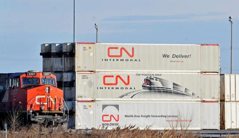 CN Rail recalling some of its 4,000 laid off workers as pandemic woes ease