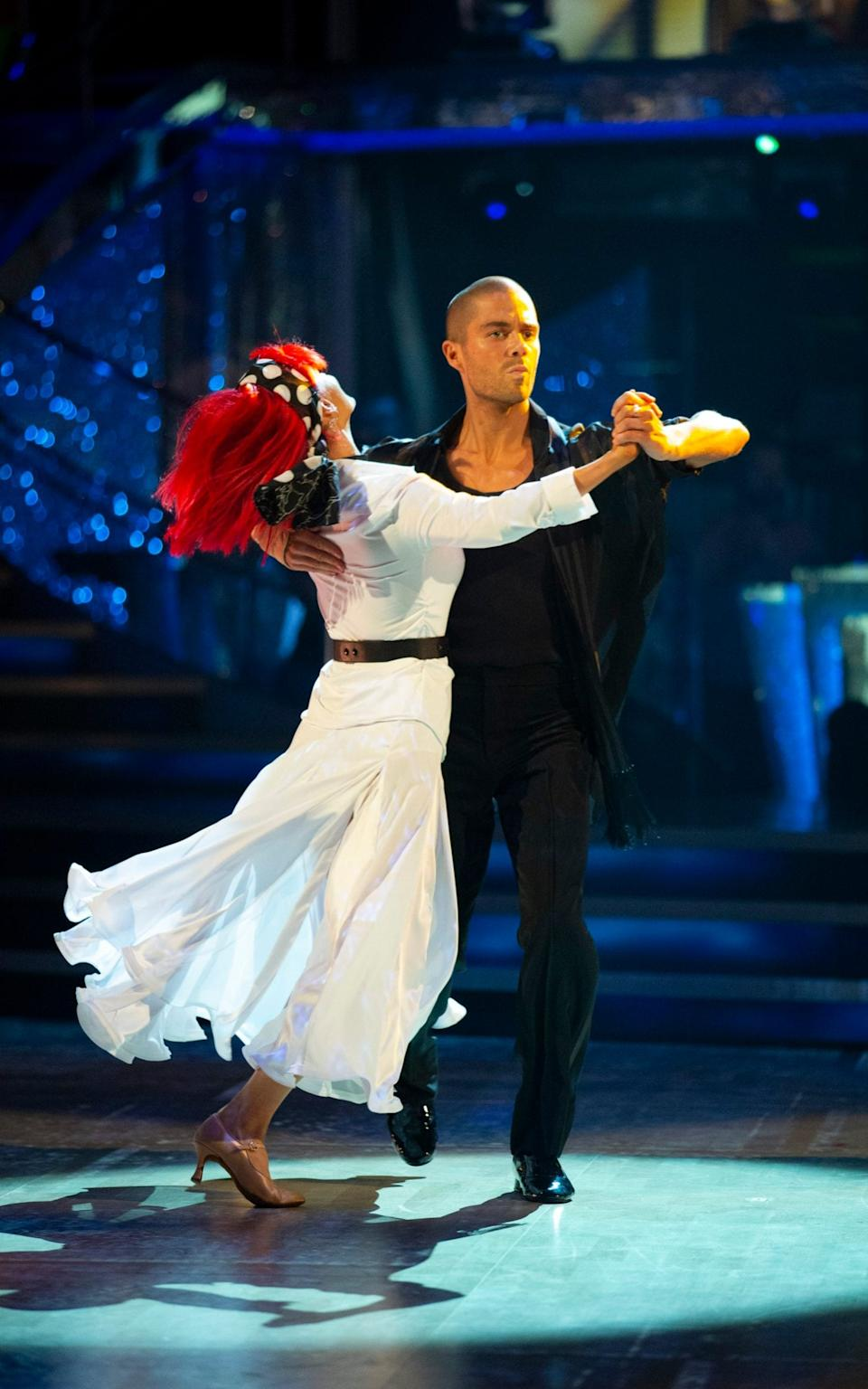 Max and Dianne's tango