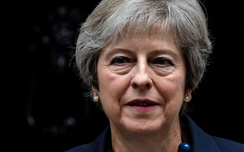 An internal memo detailing the pros and cons of Theresa May's potential successors has been leaked to The Telegraph - Getty Images Europe