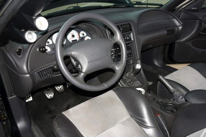 ford mustang cobra terminator interior - 2003 Ford Mustang Cobra Terminator