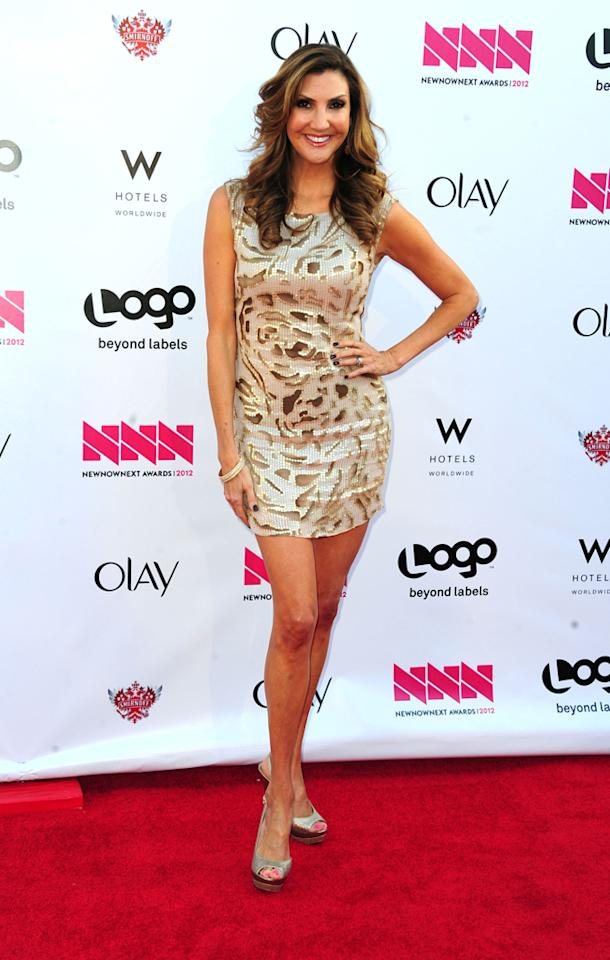 Heather McDonald arrives at LOGO's NewNowNext Awards at Avalon on April 5, 2012 in Hollywood, California.