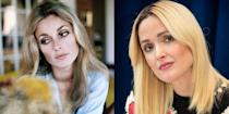 <p>Three Sharon Tate films premiered in 2019, but not one cast Sharon's present day doppelgänger (at least, according to us), Rose Byrne. </p>