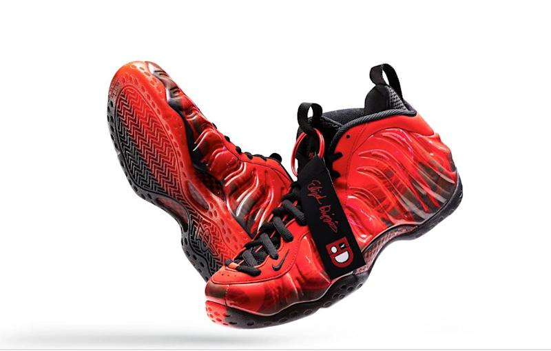 Kicks for a cause: The story of the Doernbecher Freestyle