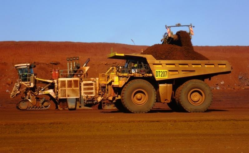 Fortescue Metals operations -