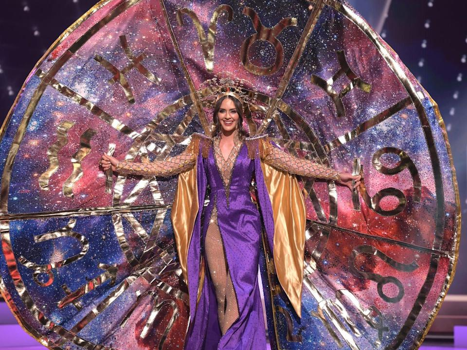 Miss Puerto Rico National Costume Show 2021
