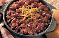 "<p>North Dakota was searching for comfort food in 2020, namely chili, which is a great dish to serve during colder months. Keep it simple by slow simmering ground beef, beans, onion, tomatoes and tomato sauce in a large skillet.</p> <p><a href=""https://www.thedailymeal.com/recipes/all-american-chili?referrer=yahoo&category=beauty_food&include_utm=1&utm_medium=referral&utm_source=yahoo&utm_campaign=feed"" rel=""nofollow noopener"" target=""_blank"" data-ylk=""slk:For an All-American Chili recipe, click here."" class=""link rapid-noclick-resp"">For an All-American Chili recipe, click here.</a></p>"