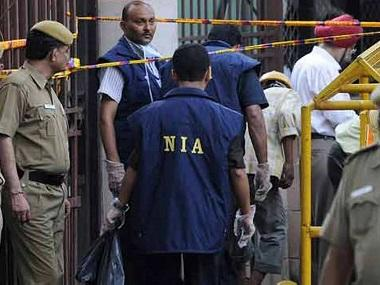 Kashmir terror funding case: NIA to file chargesheet against eight people in money laundering probe next week