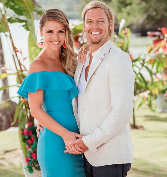 Tara has revealed she had her engagement ring taken away from her until the Bachelor In Paradise finale aired. Source: Ten