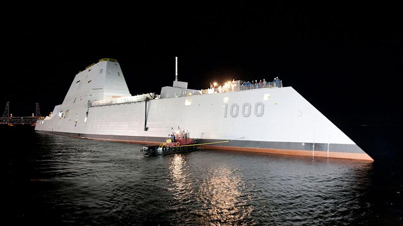 The Navy's $7 Billion Destroyer Is Now 6 Years Overdue