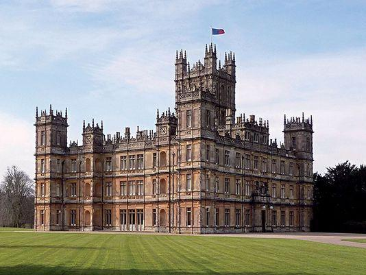 """<p>Attention all Downton Abbey fans! You could visit the primary filming location for the show and truly see what it feels like to be Lady Grantham. The grounds and select parts of the castle are open to the public between 60-70 days a year so just be sure to <a href=""""https://www.highclerecastle.co.uk/planning-your-visit"""" rel=""""nofollow noopener"""" target=""""_blank"""" data-ylk=""""slk:plan your visit"""" class=""""link rapid-noclick-resp"""">plan your visit</a> accordingly. </p>"""
