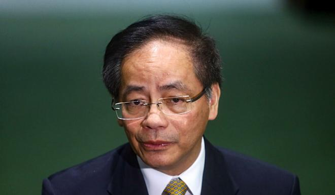 Ip kwok-him had previously suggested a 'caretaker Legco' minus the four disqualified lawmakers. Photo: Sam Tsang
